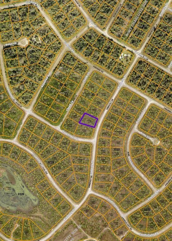 Kimberly Drive, North Port, FL 34288 (MLS #N6117989) :: Everlane Realty