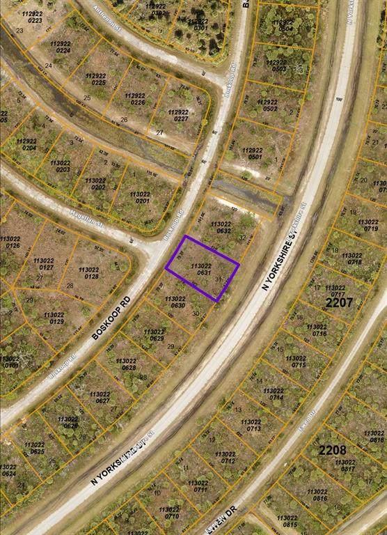 Boskoop Road, North Port, FL 34288 (MLS #N6117994) :: Everlane Realty