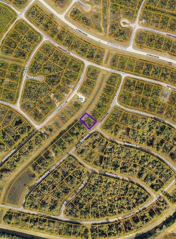Hinshaw Avenue, North Port, FL 34288 (MLS #N6117997) :: Delgado Home Team at Keller Williams