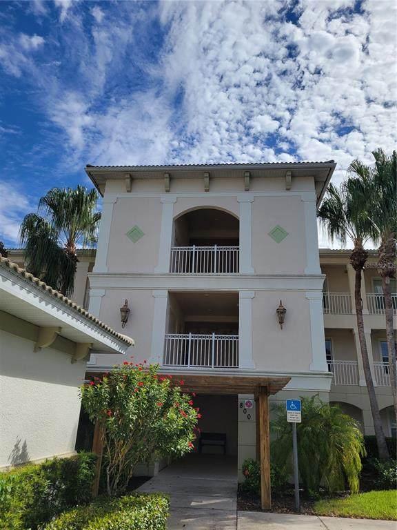 800 San Lino Circle #824, Venice, FL 34292 (MLS #N6118149) :: The Truluck TEAM