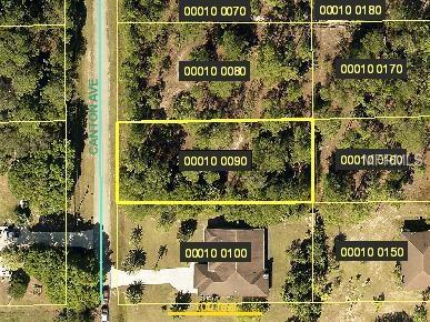 6 Canton Avenue, Lehigh Acres, FL 33936 (MLS #O5555049) :: Premium Properties Real Estate Services