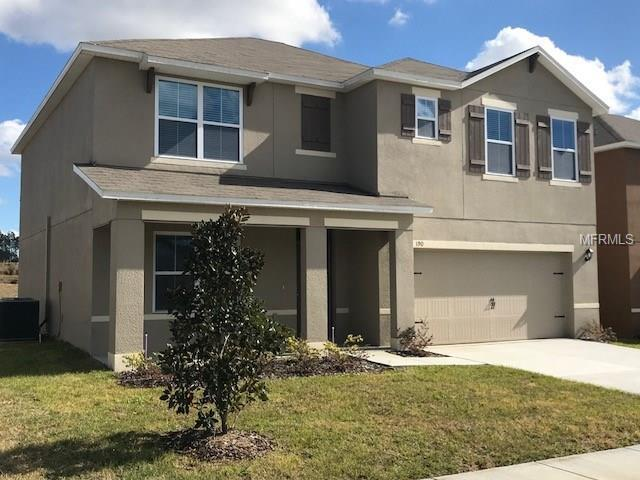 190 Lazy Willow Drive, Davenport, FL 33837 (MLS #O5557461) :: Griffin Group