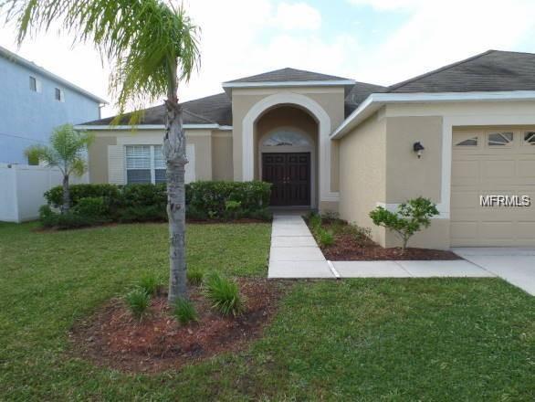 31152 Bridgegate Drive, Zephyrhills, FL 33545 (MLS #O5557488) :: Griffin Group