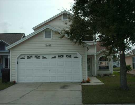 3442 Fox Crossing Drive, Kissimmee, FL 34741 (MLS #O5570768) :: The Duncan Duo Team