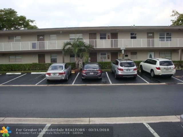 551 80TH Avenue #104, Margate, FL 33063 (MLS #O5572821) :: The Duncan Duo Team