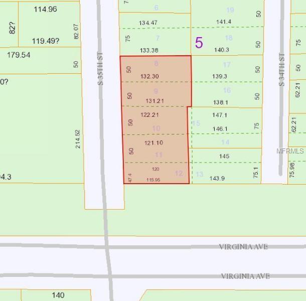 Tbd Kirby Loop Road, Fort Pierce, FL 34981 (MLS #O5700597) :: The Duncan Duo Team