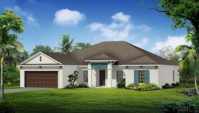 184 Eric Drive, Palm Coast, FL 32164 (MLS #O5701210) :: The Duncan Duo Team