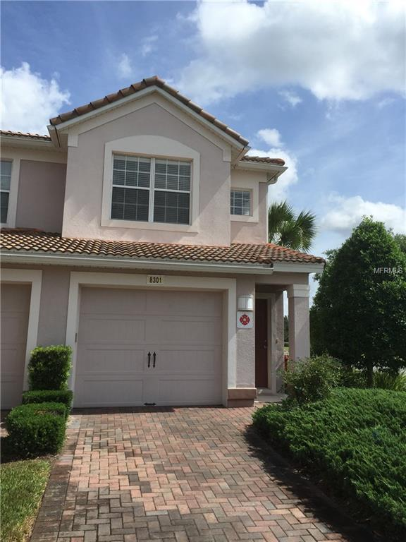 8301 Foster Drive #8301, Davenport, FL 33896 (MLS #O5701526) :: The Duncan Duo Team