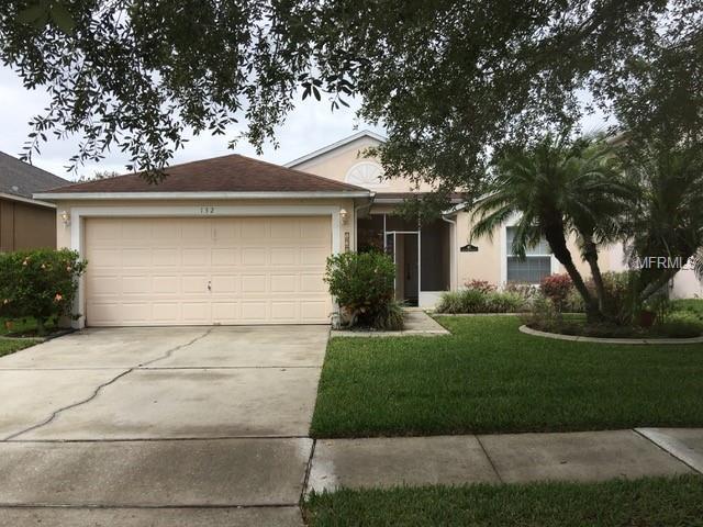 132 Harwood Circle, Kissimmee, FL 34744 (MLS #O5708320) :: The Duncan Duo Team