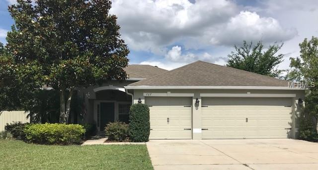 727 Shadowmoss Drive, Winter Garden, FL 34787 (MLS #O5708750) :: Premium Properties Real Estate Services