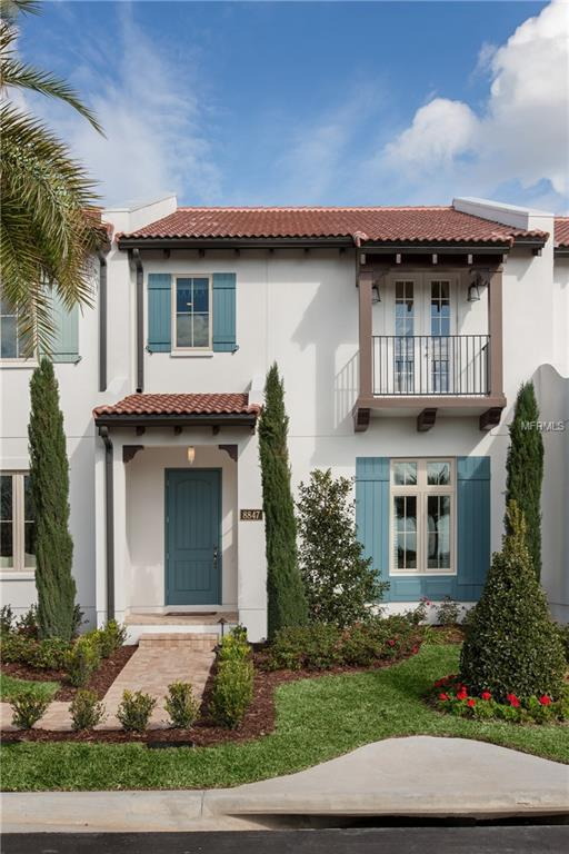 8926 Bismarck Palm Drive, Winter Garden, FL 34787 (MLS #O5709222) :: The Duncan Duo Team