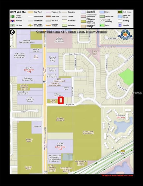 7447 Bryan Road, Orlando, FL 32807 (MLS #O5714004) :: The Duncan Duo Team