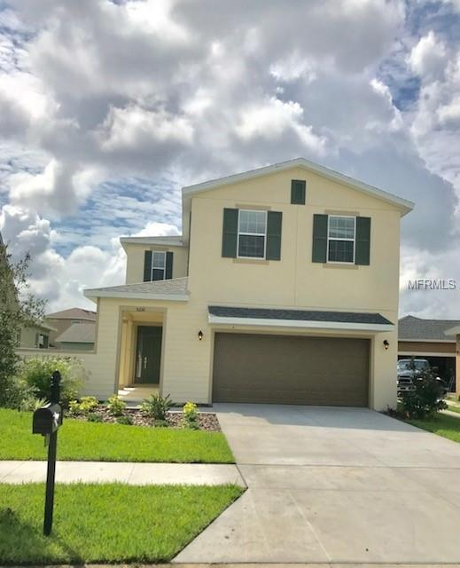 5210 Suncatcher Drive, Wesley Chapel, FL 33545 (MLS #O5714352) :: The Duncan Duo Team