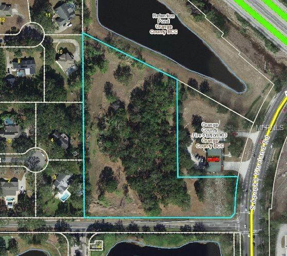 9051 Westover Roberts Road, Windermere, FL 34786 (MLS #O5715315) :: The Lockhart Team