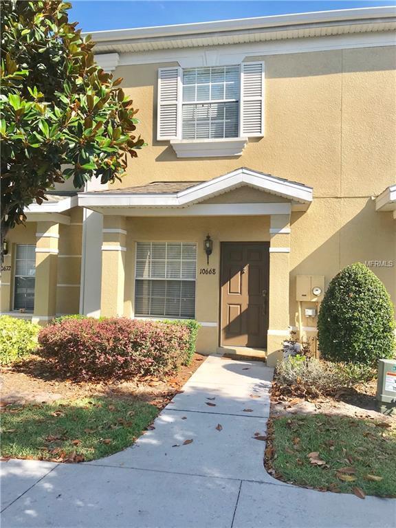 10668 Savannah Wood Drive, Orlando, FL 32832 (MLS #O5719808) :: G World Properties