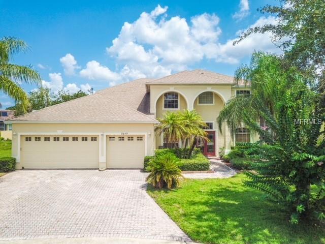 8649 Dover Oaks Court, Orlando, FL 32836 (MLS #O5721828) :: Premium Properties Real Estate Services