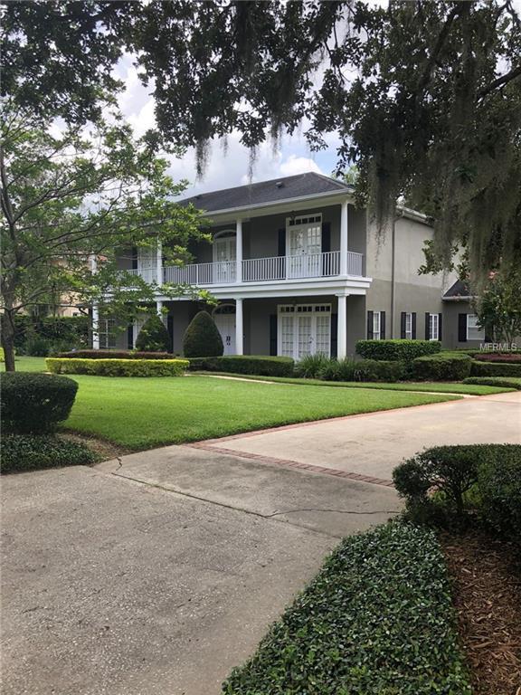 1210 Via Capri, Winter Park, FL 32789 (MLS #O5721936) :: Mark and Joni Coulter | Better Homes and Gardens