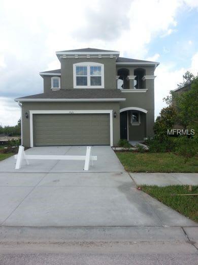 7621 Windchase Way, Wesley Chapel, FL 33545 (MLS #O5722916) :: Team Bohannon Keller Williams, Tampa Properties
