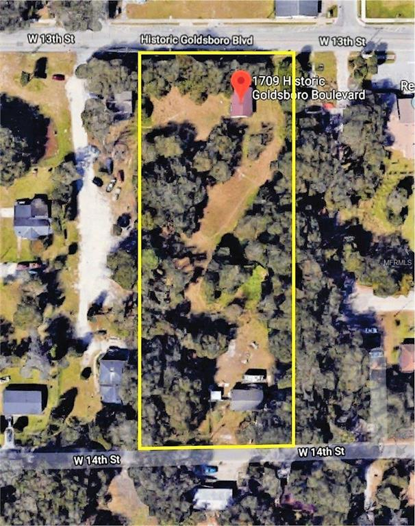 1709 Historic Goldsboro Boulevard, Sanford, FL 32771 (MLS #O5723879) :: The Duncan Duo Team
