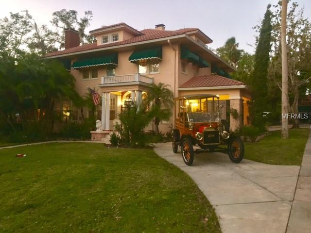 347 E 3RD Avenue, Mount Dora, FL 32757 (MLS #O5725837) :: Mark and Joni Coulter | Better Homes and Gardens