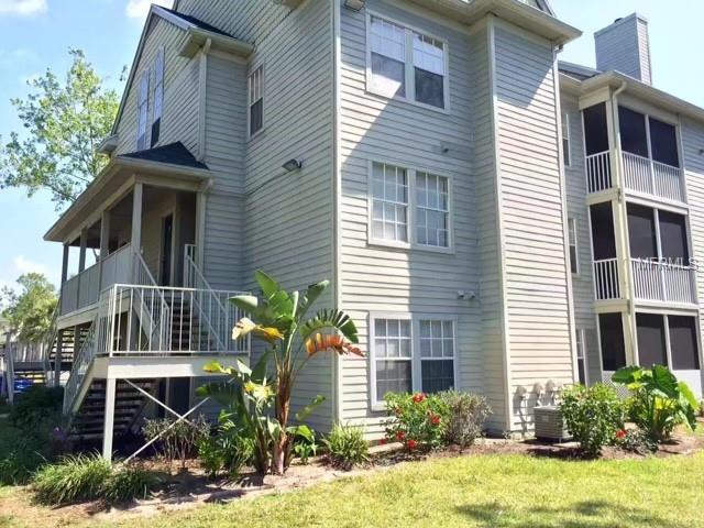 6166 Westgate Drive #103, Orlando, FL 32835 (MLS #O5730788) :: KELLER WILLIAMS CLASSIC VI