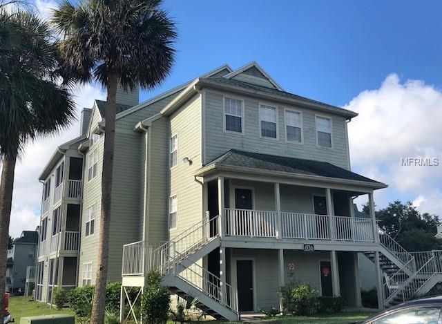 6136 Westgate Drive #303, Orlando, FL 32835 (MLS #O5731053) :: Bustamante Real Estate
