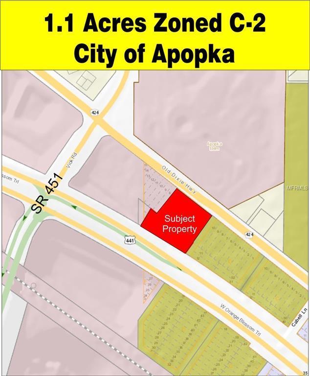 675 W Orange Blossom Trail, Apopka, FL 32712 (MLS #O5734473) :: Griffin Group