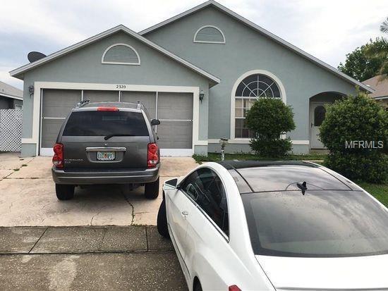 2320 Flamingo Lakes Drive, Kissimmee, FL 34743 (MLS #O5734939) :: G World Properties