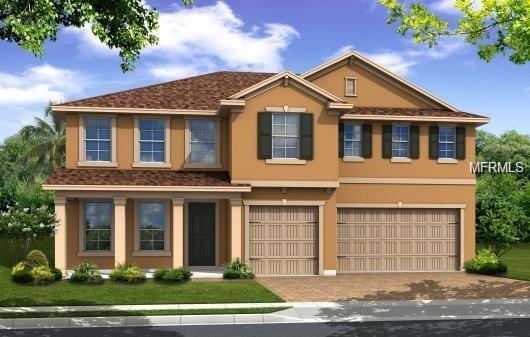 2313 Ballard Cove Road, Kissimmee, FL 34758 (MLS #O5735528) :: Premium Properties Real Estate Services