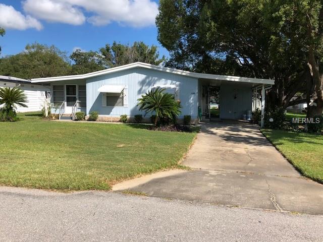 4219 Oak Grove Drive #31, Zellwood, FL 32798 (MLS #O5736315) :: The Duncan Duo Team