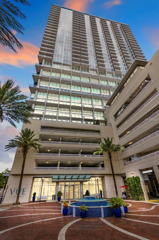 150 E Robinson Street #2412, Orlando, FL 32801 (MLS #O5736793) :: Team Bohannon Keller Williams, Tampa Properties