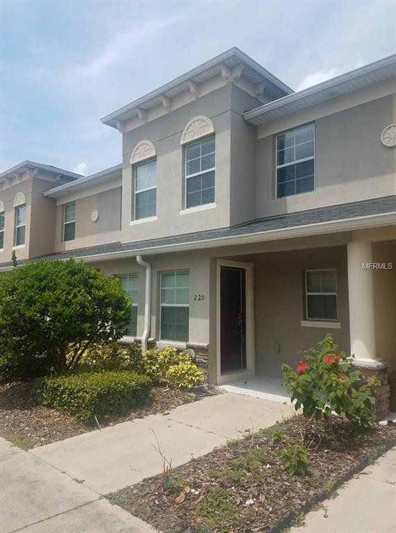220 Carina Circle, Sanford, FL 32773 (MLS #O5738500) :: The Duncan Duo Team