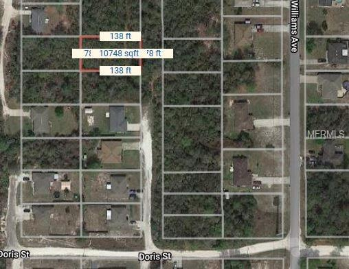 Hickory Avenue, Orange City, FL 32763 (MLS #O5742615) :: Mark and Joni Coulter | Better Homes and Gardens