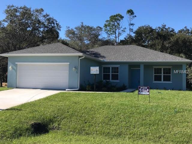 1575 Ruiz Street, North Port, FL 34286 (MLS #O5750879) :: Homepride Realty Services