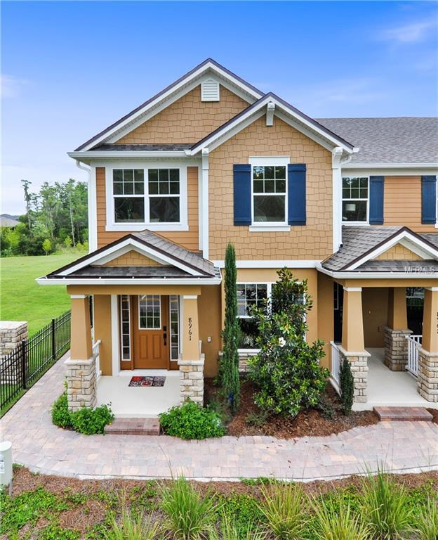 8961 Randal Park Boulevard, Orlando, FL 32832 (MLS #O5750992) :: Premium Properties Real Estate Services