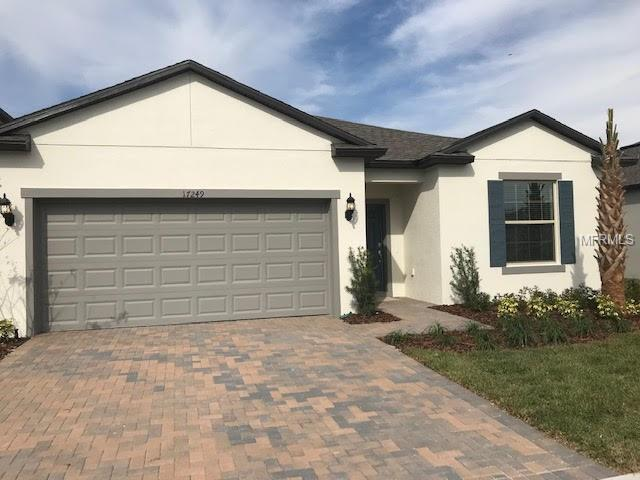 17249 Goldcrest Loop, Clermont, FL 34714 (MLS #O5752078) :: The Brenda Wade Team
