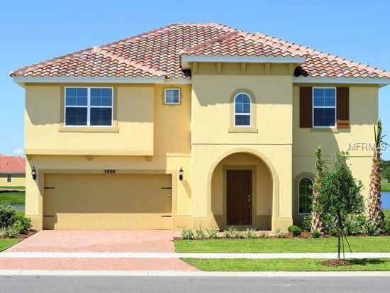 3808 Carrick Bend Drive, Kissimmee, FL 34746 (MLS #O5753409) :: Griffin Group