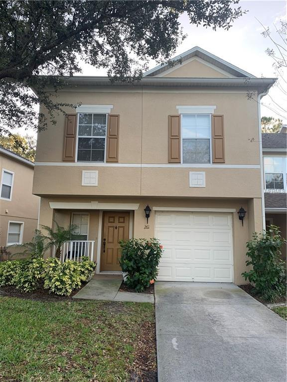 261 Sterling Springs Lane #261, Altamonte Springs, FL 32714 (MLS #O5758191) :: The Dan Grieb Home to Sell Team