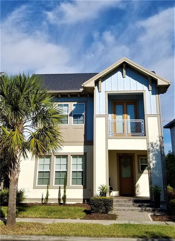 8465 Reymont Street, Orlando, FL 32827 (MLS #O5758874) :: Team Bohannon Keller Williams, Tampa Properties