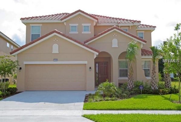 5220 Oakbourne Avenue, Davenport, FL 33837 (MLS #O5763600) :: Team Bohannon Keller Williams, Tampa Properties