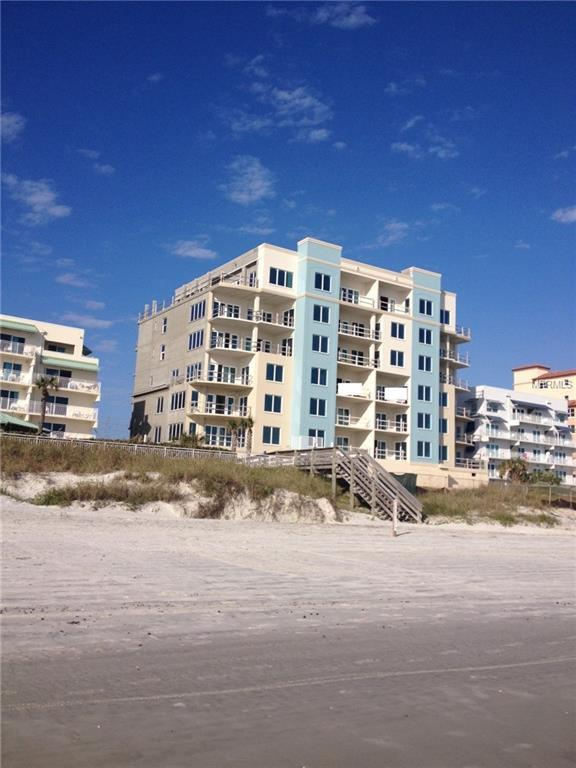 807 S Atlantic Avenue #701, New Smyrna Beach, FL 32169 (MLS #O5768520) :: Mark and Joni Coulter | Better Homes and Gardens