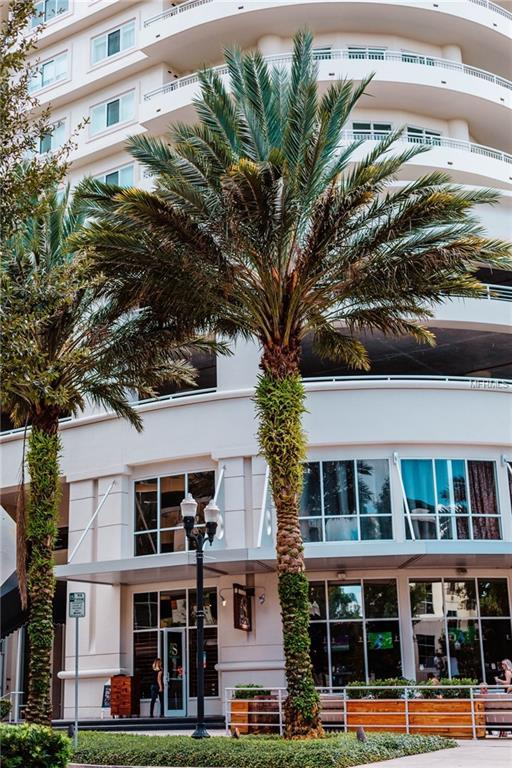 100 S Eola Drive #502, Orlando, FL 32801 (MLS #O5769765) :: Mark and Joni Coulter | Better Homes and Gardens