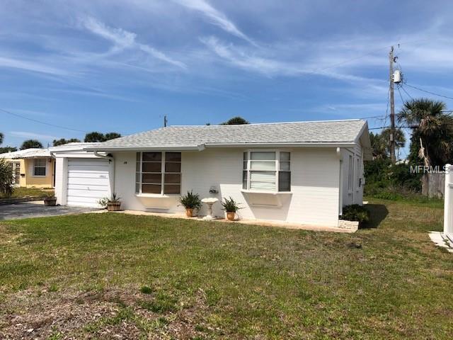 28 Ocean Shore Drive, Ormond Beach, FL 32176 (MLS #O5772192) :: RE/MAX CHAMPIONS