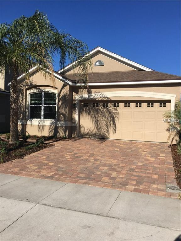 2534 Amati Drive, Kissimmee, FL 34741 (MLS #O5774355) :: Griffin Group