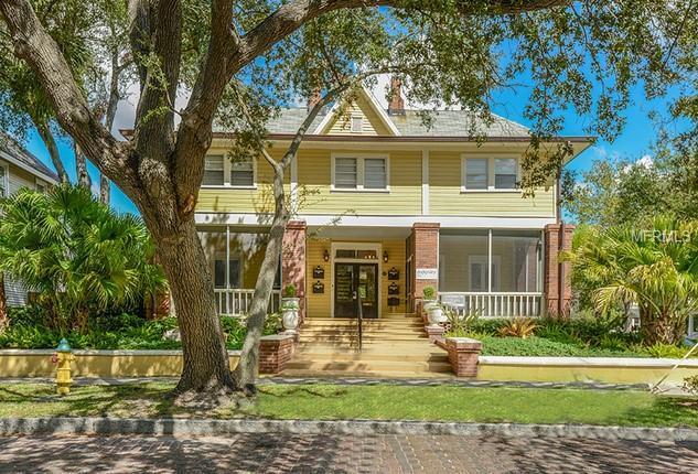 801 W Azeele Street, Tampa, FL 33606 (MLS #O5776852) :: Andrew Cherry & Company
