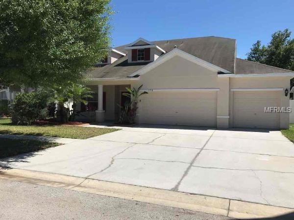 11718 Summer Springs Drive, Riverview, FL 33579 (MLS #O5778158) :: Team Bohannon Keller Williams, Tampa Properties