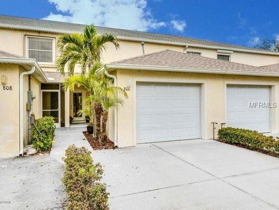 806 Mimosa Place, Indian Harbour Beach, FL 32937 (MLS #O5778810) :: The Light Team