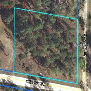 NE 9TH Street, Williston, FL 32696 (MLS #O5780502) :: Pristine Properties