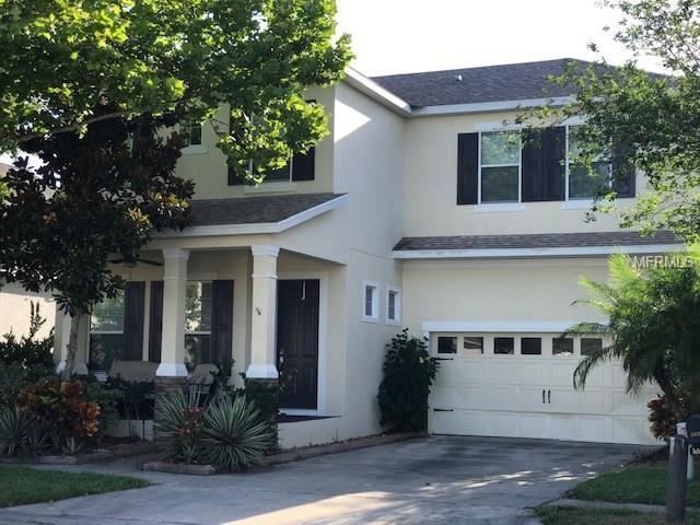 3222 Bayflower Avenue, Harmony, FL 34773 (MLS #O5780827) :: Team Bohannon Keller Williams, Tampa Properties