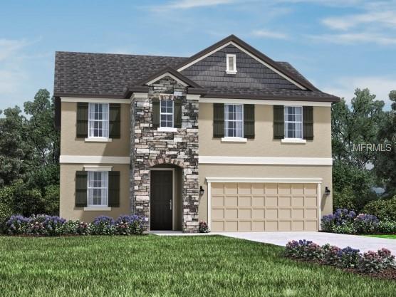 3431 Feathergrass Court, Harmony, FL 34773 (MLS #O5783186) :: Team Bohannon Keller Williams, Tampa Properties